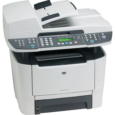 Printer Hp Laser hp m2727nf laserjet monochrome multifunction printer cb532a aba