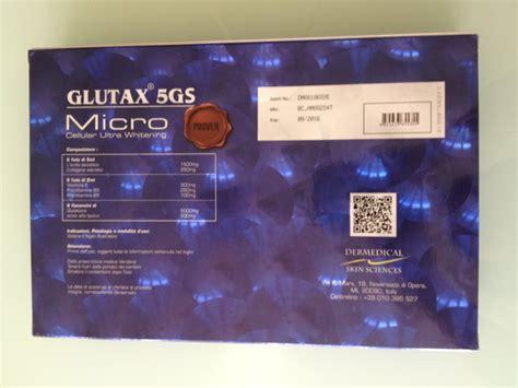 glutax 5gs 3 glutathione philippines