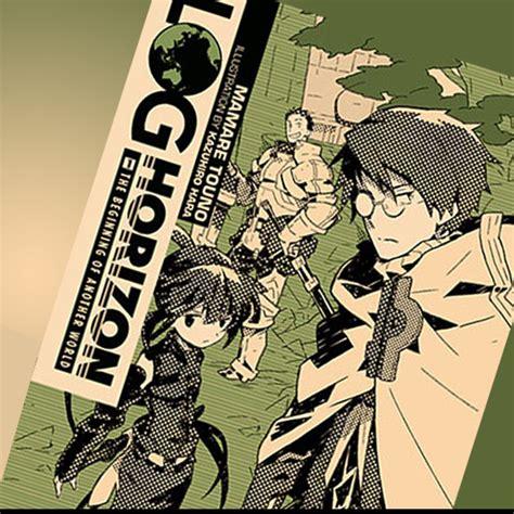 Log Horizon Vol 1 Mamare Touno Light Lite Novel log horizon volume 1 light novel review justus r