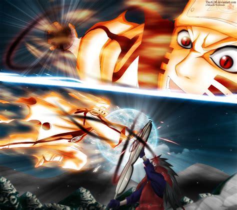 madara saved obito uchiha kages  dead naruto  daily anime art