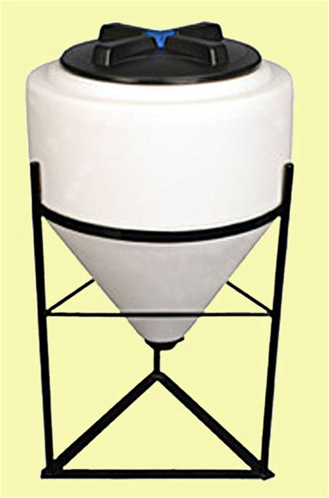 conical inductor model cone bottom inductor tank 15 gallon diameter 19 quot 60214