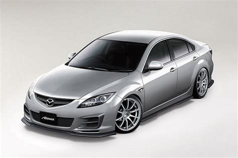 2013 Mazda 6 as the sporty midsize sedan   Onsurga