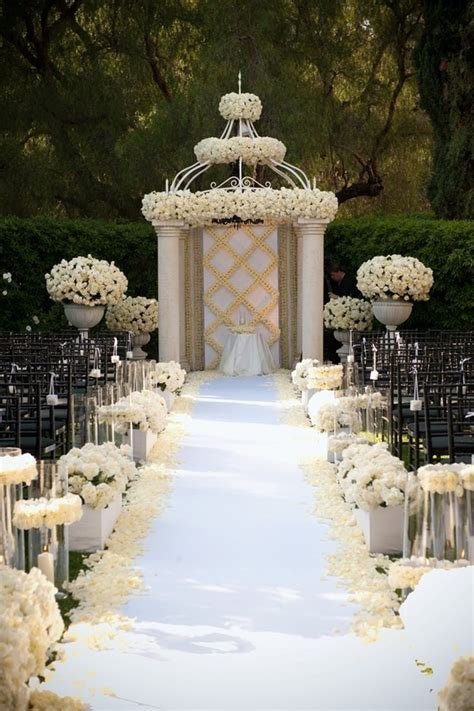 280 best images about Wedding Aisle on Pinterest