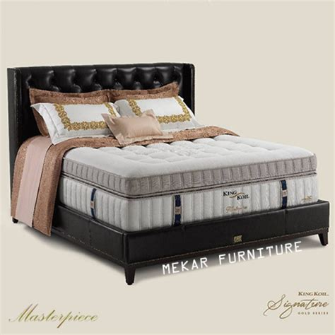 king koil bed frame attractive design king koil headboard king koil