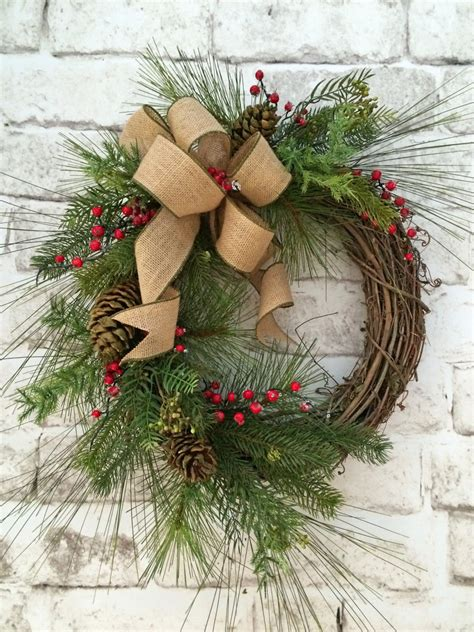 Winter Door Wreaths by Winter Wreath Wreath For Door Decor