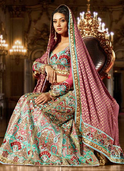 Wedding Indian by Indian Wedding Dresses Dressed Up