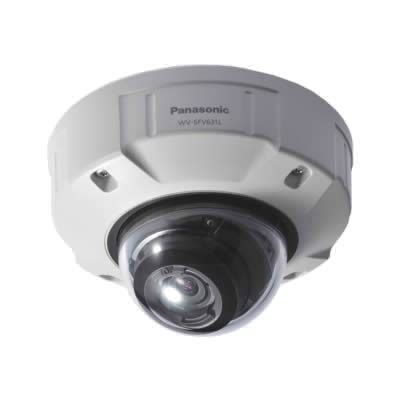 image panasonic wv sfv631l outdoor fixed dome ip camera