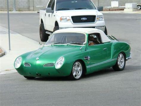karmann ghia race car sell used karmann ghia rod custom convertible