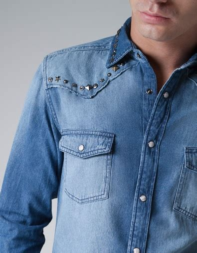 Kemeja Denim Pocket Polkasyal 17 best images about camisas on oxford shirts and casual