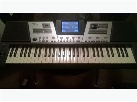 Keyboard Roland Va 3 Roland Va 3 Professional Keyboard Workstation Walsall