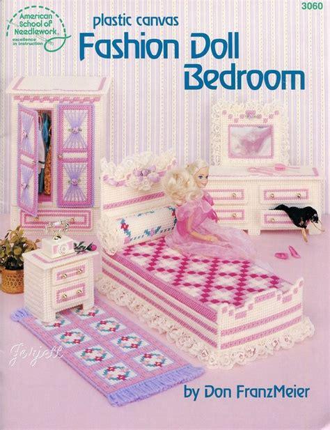 fashion doll plastic canvas patterns free fashion doll bedroom plastic canvas patterns fit