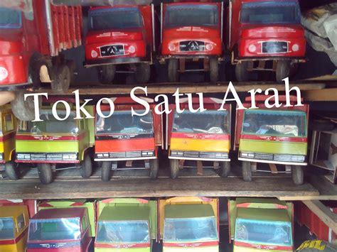 Jual Truk Mainan Dari Kayu by Jual Mobil Mobilan Dari Kayu Jenis Truk Tanah Besar Satu