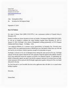 Business Letter Sample Canada download the sample invitation letter for a temporary visa to canada