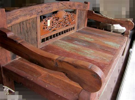 indonesian teak bench bench 3 6 carved teak wood bench furniture