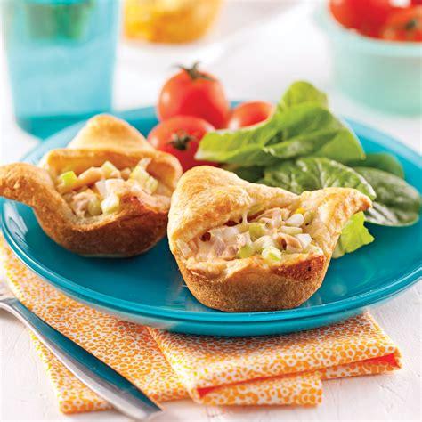 cuisine recettes pratiques tartelettes au thon recettes cuisine et nutrition