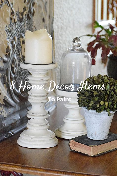 home decor items marceladick com 8 home decor items to paint for an updated look