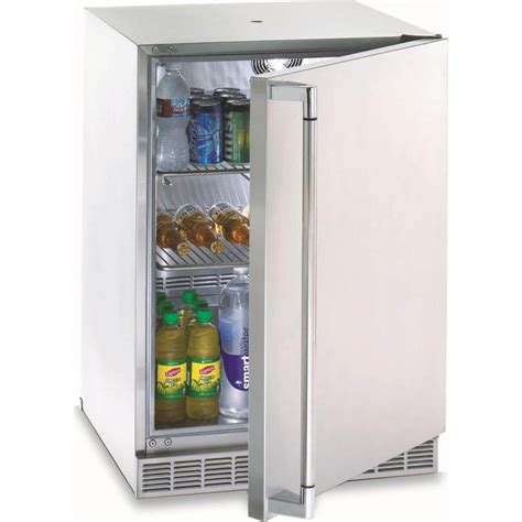 """Lynx L24BF 24"""" Outdoor Refrigerator with 5.5 cu. ft"""