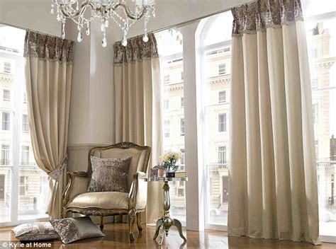 british curtains kylie minogue turns her hand to interior design with new