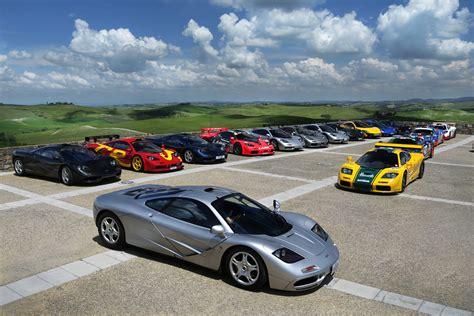 2014 mclaren f1 tour mclaren supercars net
