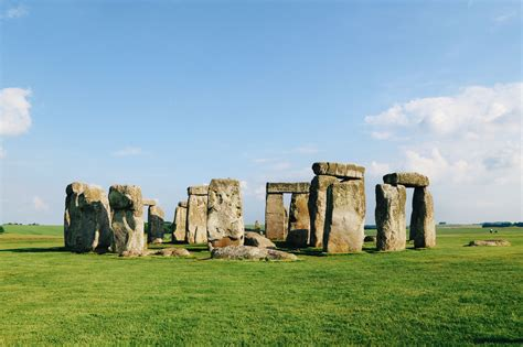 Journal Hacks stonehenge to salisbury the start of our great english