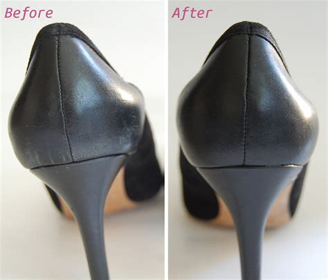 shoes and bags how to fix scuffs on leather lollipuff