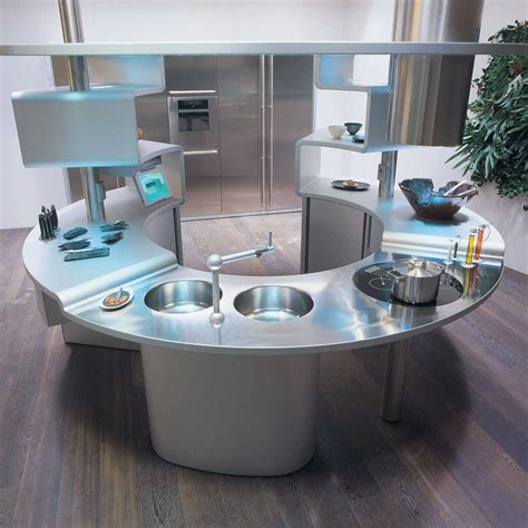 kitchen of the future snaidero acropolis the kitchen of the future wood furniture biz