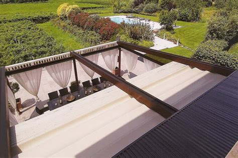 pergola covers pergola roof rergola nyc retractable
