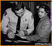 Rosa Parks Arrest Records Rosa Parks Being Arrested Www Pixshark Images Galleries With A Bite
