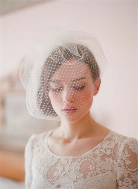 Handmade Bridal Veils - the canopy artsy weddings weddings