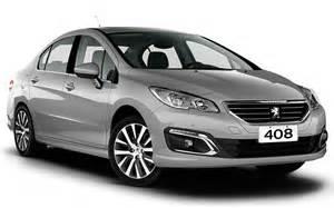 Peugeot Models Peugeot 308 And 408 Models Get A 2016 Facelift In