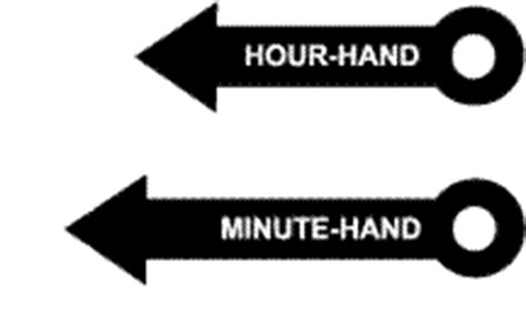 hour and minute template teaching telling the time