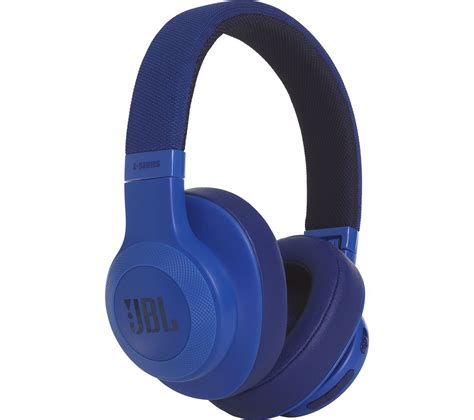 Headphone Bluetooth Jbl Buy Jbl E55bt Wireless Bluetooth Headphones Blue Free