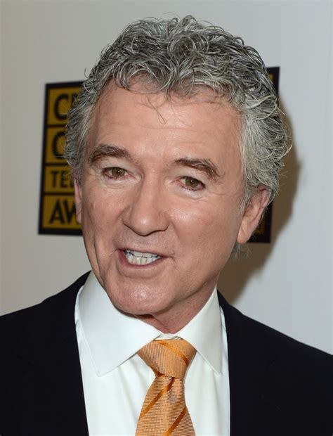 patrick duffy jr patrick duffy in broadcast television journalists