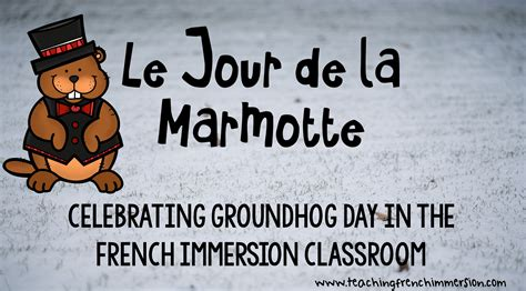 groundhog day en francais groundhog day en francais 28 images groundhog day free