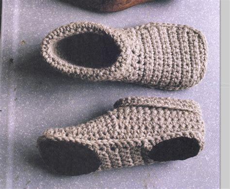 free crochet slipper patterns for adults diy crochet slipper patterns 7 free designs