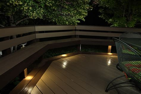 under deck lighting ideas led deck lights and why you should use them interior