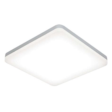mantra square ip44 bathroom ceiling light saxby noble square flush ip44 led bathroom ceiling light