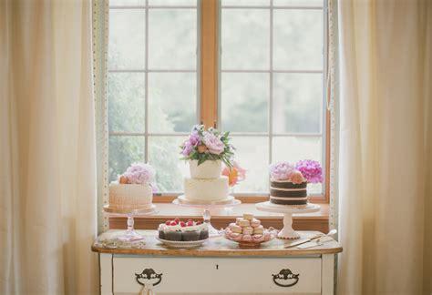 shabby chic wedding cake table elizabeth anne designs the wedding blog
