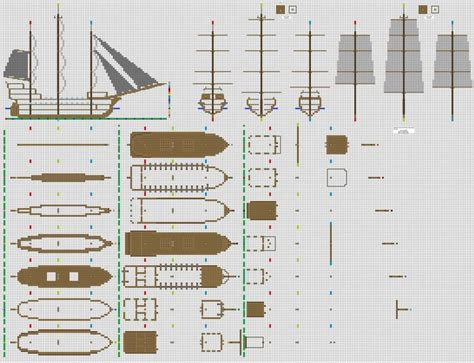 minecraft boat layout 25 best ideas about minecraft blueprints on pinterest
