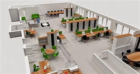 layout ruang kantor terbuka tata ruang kantor office lay out mirave21