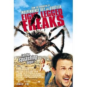 Guys Freaks Creeps Review by 8 Legged Freaks Review One Rambling