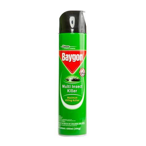 baygon aerosol flower garden 600ml baygon multi insect killer 600ml insect pest