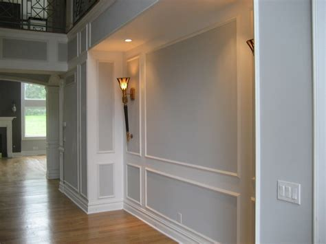 Interior Home Color Combinations entry hall