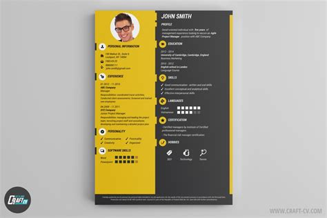Marketing Jobs Resume Format by Cv Maker Professional Cv Examples Online Cv Builder
