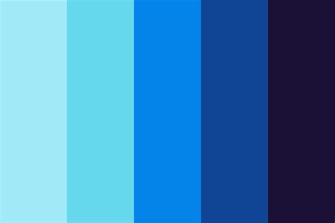 the color out of space 2010 to space color palette