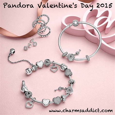 valentines day pandora charms pandora s day 2015 distribution exclusives