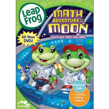 With The Zoom To The Moon Adventure Set Clean Up Is Half The by Leapfrog Math Adventure To The Moon Walmart Ca