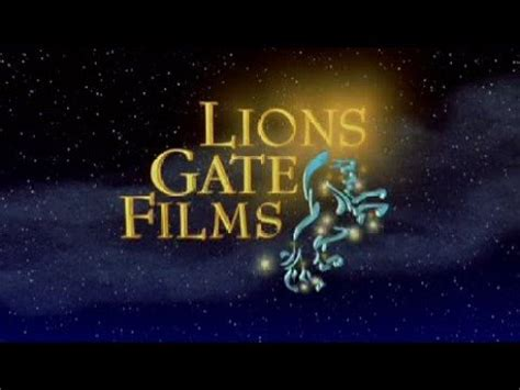 lionsgate film lionsgate films ident 2003 youtube