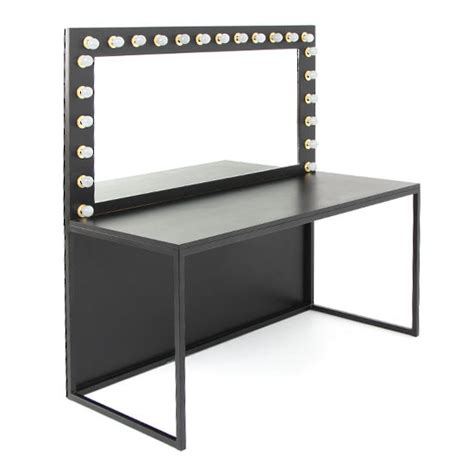 Makeup Station Furniture make up station large accessories furniture hire