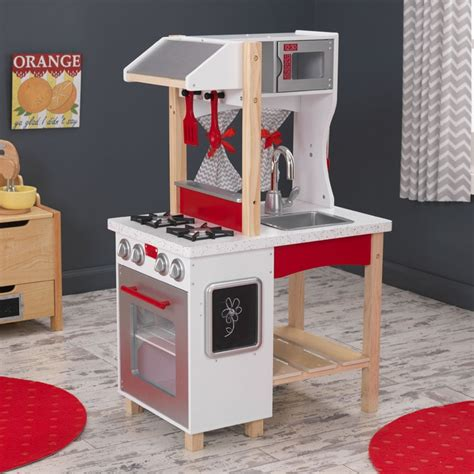 kidkraft kitchen island kidkraft modern island kitchen all round fun